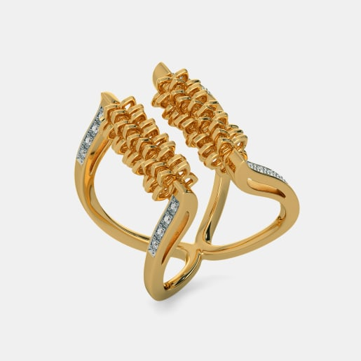 The Ravit Top Open Ring
