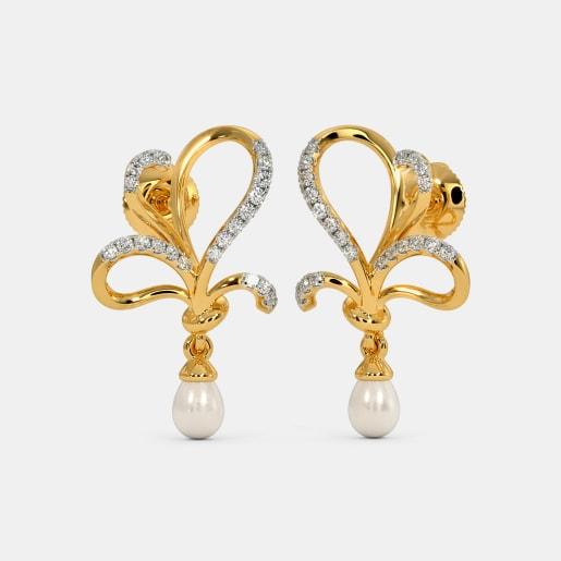 The Caius Drop Earrings