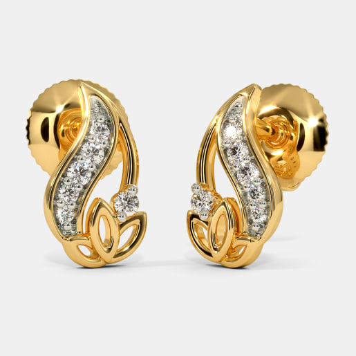 The Nadea Stud Earrings