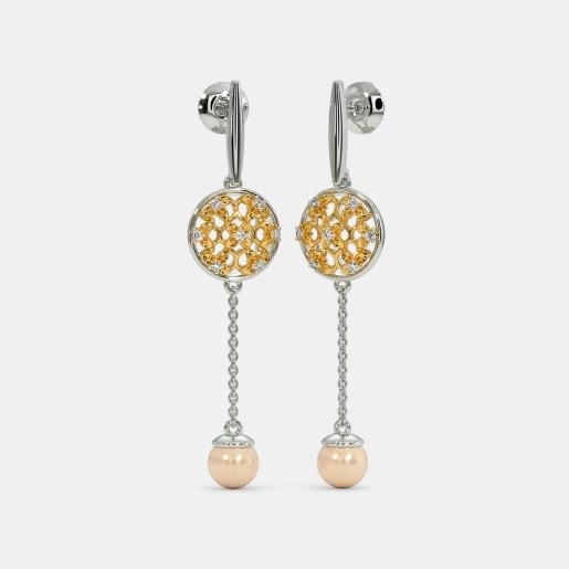 The Melati Dangler Earrings
