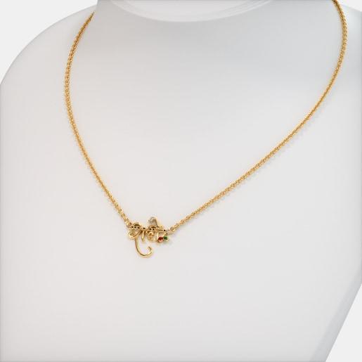 The Radhe Necklace
