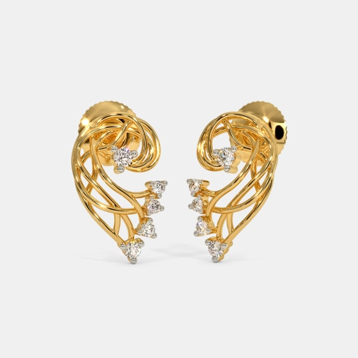 The Mulam Stud Earrings