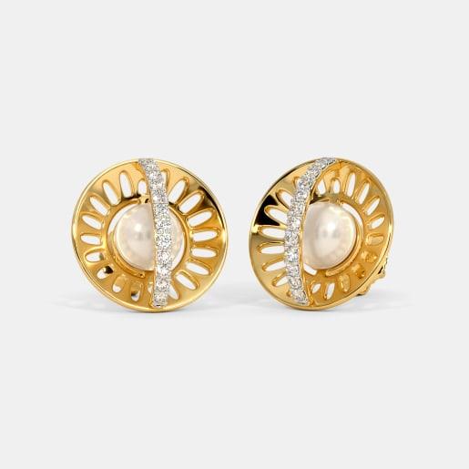 The Inaaya Stud Earrings