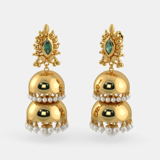 The Himanshi Jhumka