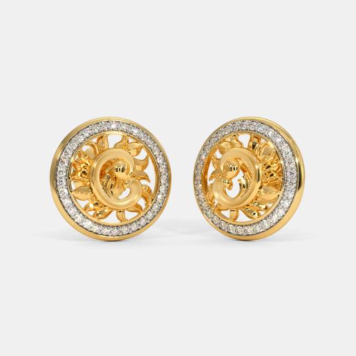 The Renaya Stud Earrings