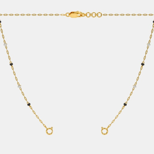 The Parina Mangalsutra Open Chain