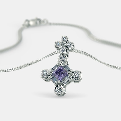 The Angelic Floweret Pendant