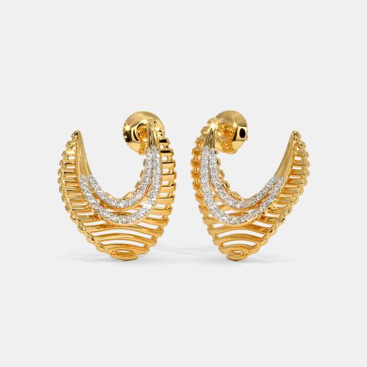 The Calliope Hoop Earrings