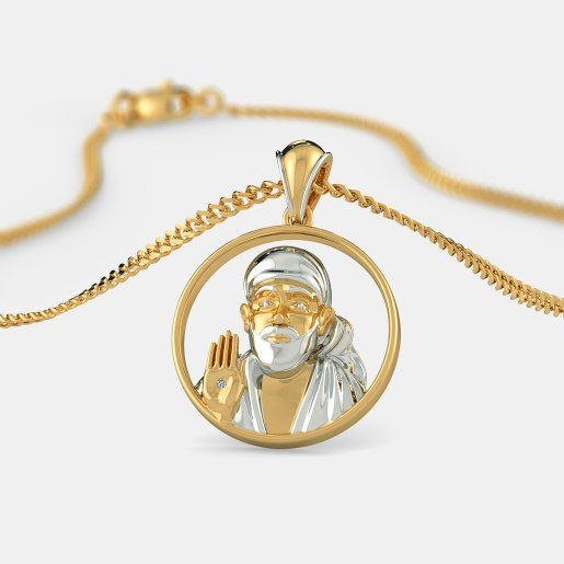 The Sri Sai Pendant