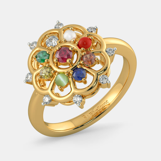 Navaratnam Collection Rings - Buy Navaratnam Collection Ring