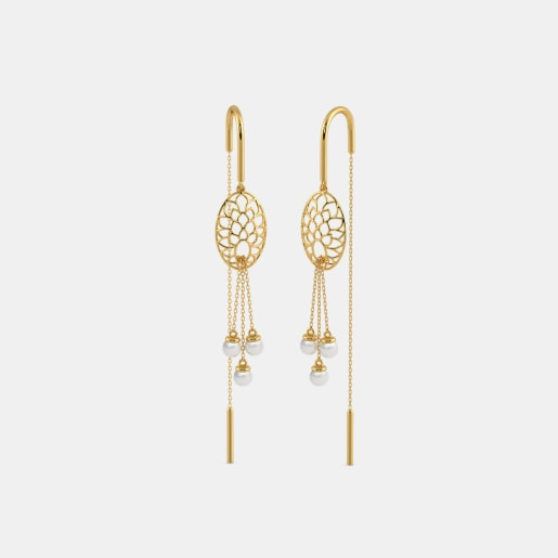 The Sheela Sui Dhaga Earrings