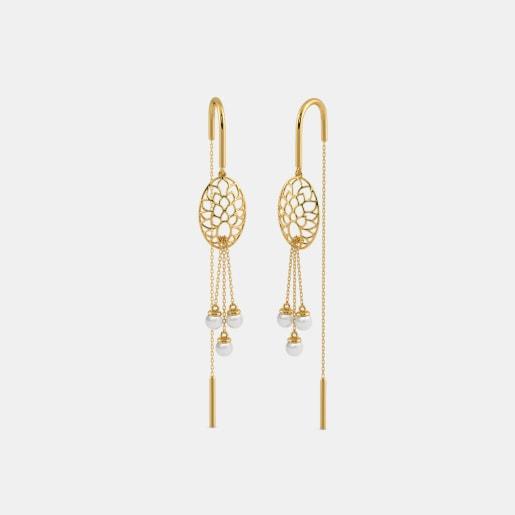 The Sheela Sui Dhaga Earrings