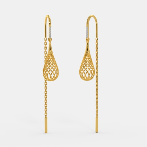 The Deepti Sui Dhaga Earrings