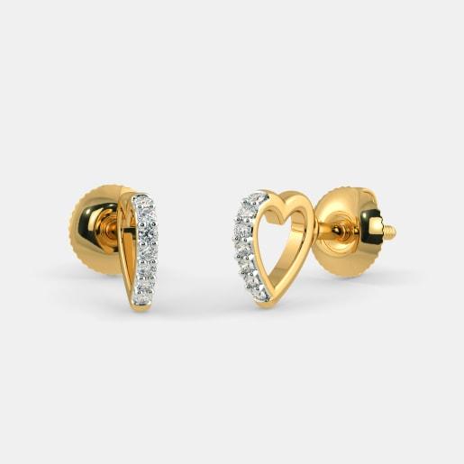 The Caryl Stud Earrings