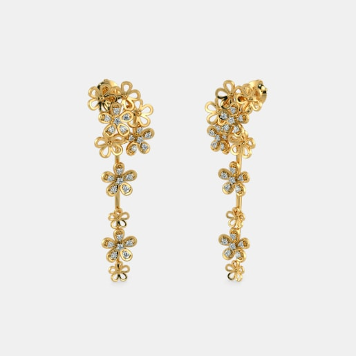 The Dhruvi Drop Earrings