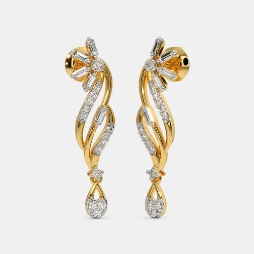 The Navdha Drop Earrings
