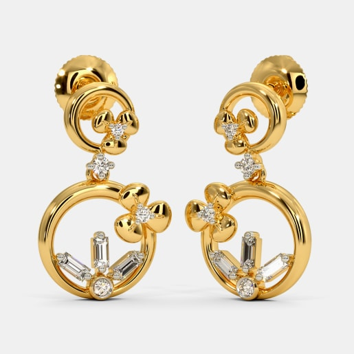 The Neysha Drop Earrings