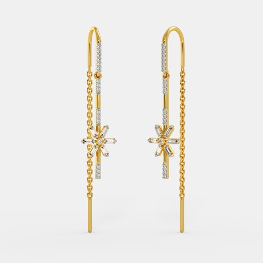 The Aaqil Sui Dhaga Earrings