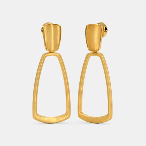 The Vainavi Drop Earrings