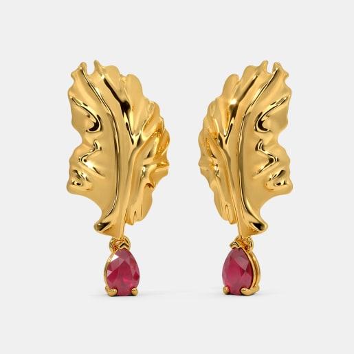 The Edla Drop Earrings
