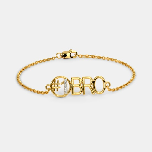 The Number one Bro Bracelet