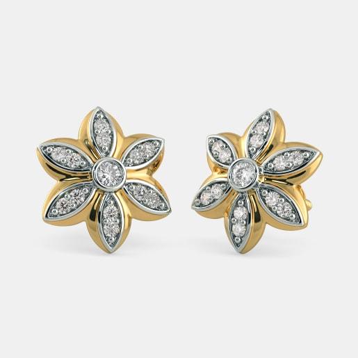 The Tymona Stud Earrings