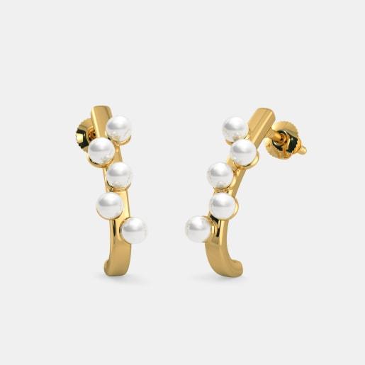 The Lavelle Hoop Earrings