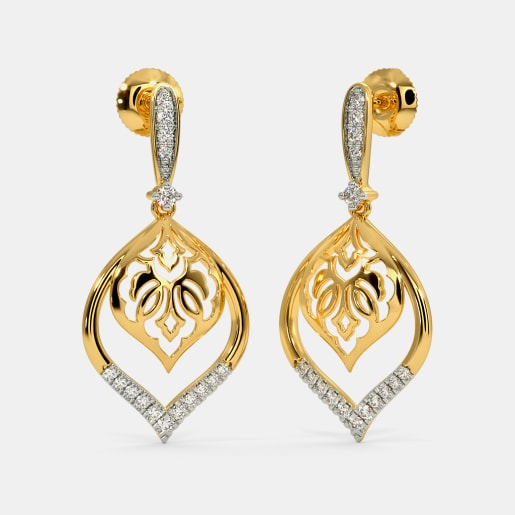 The Eliseo Drop Earrings
