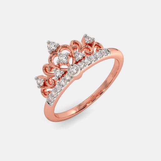 The Silvio Crown Ring