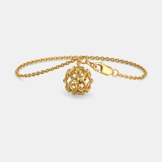 f75e6b1c63ef4 Gold Bracelets - Buy 150+ Gold Bracelet Designs Online in India 2019 ...