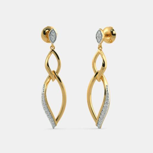The Abhikya Drop Earrings