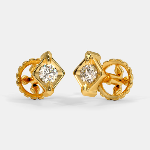 The Punnai Stud Earrings