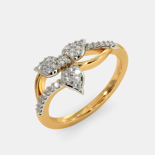 a4bbdc231 Rings - Buy 2000+ Ring Designs Online in India 2019 | BlueStone.com