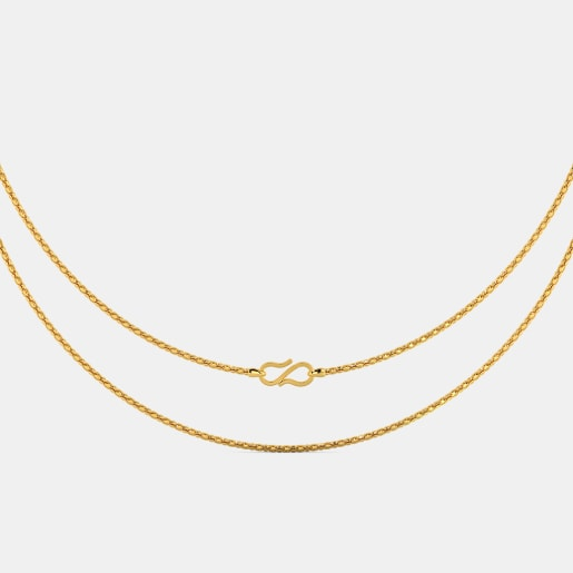 The Nia Gold Chain