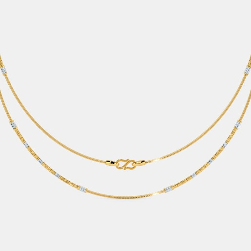The Jessica Gold Chain