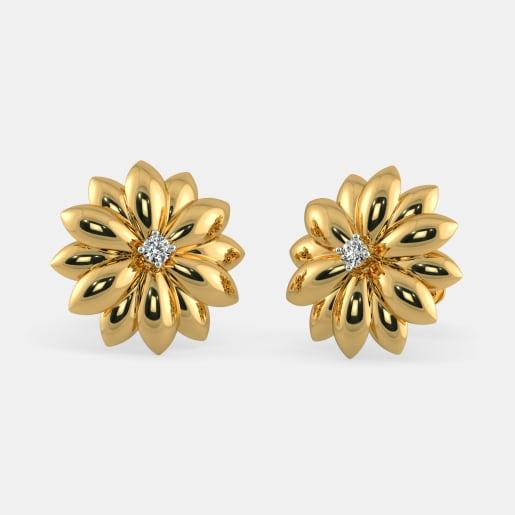 The Teasing Flora Earrings