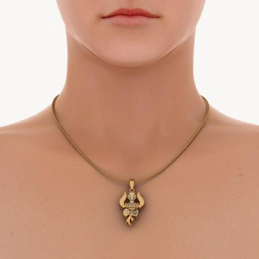The Shiva Pendant