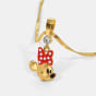 The Cute Little Minnie Pendant For Kids